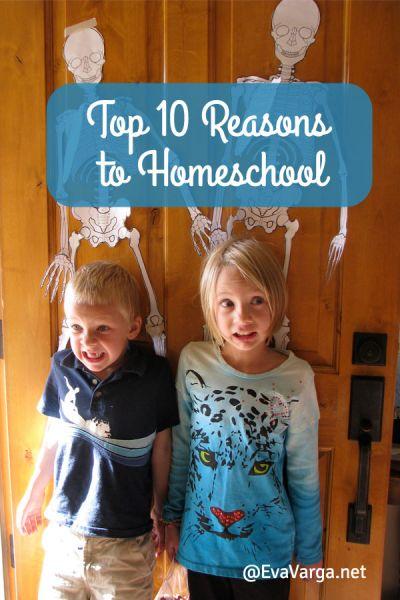 10HomeschoolReasons