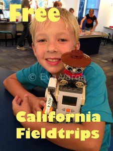 Free California Fieldtrips