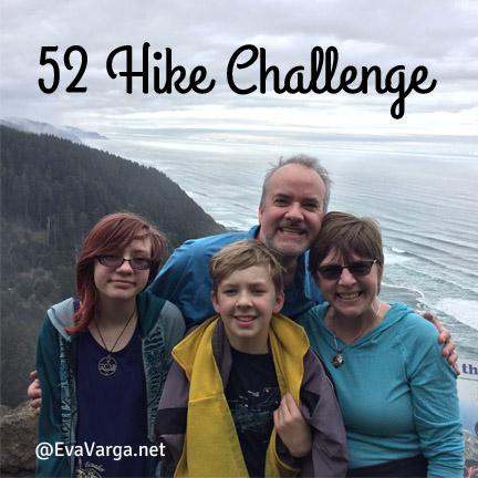 Hike #7 Saint Perpetua Trail, Cape Perpetual Scenic Area