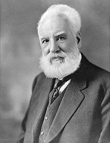 Science Milestones: Alexander Graham Bell @EvaVarga.net