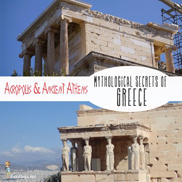 Acropolis & Ancient Athens @EvaVarga.net