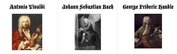 The History of Classical Music: The Baroque Era @EvaVarga.net