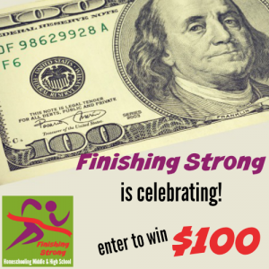 finishing-strong-100-giveaway-graphic