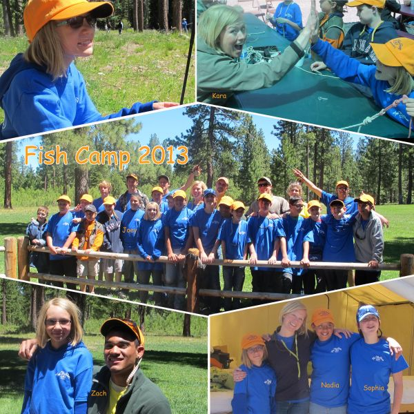 Fish Camp 2013