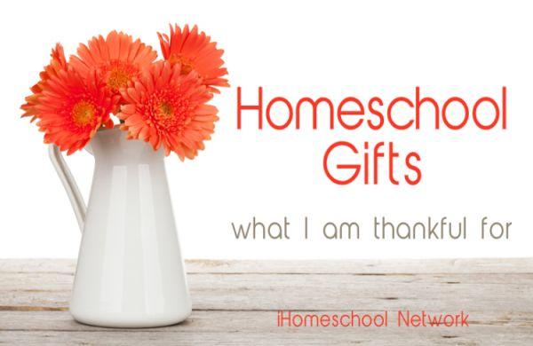 HomeschoolGiftsThankful
