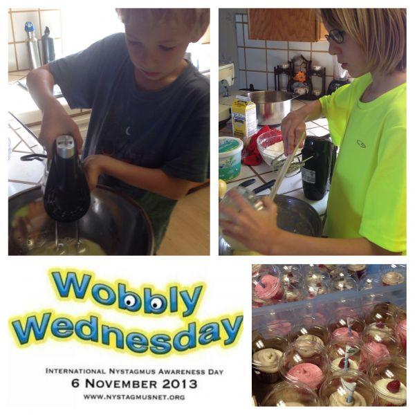 Wobbly Wednesday