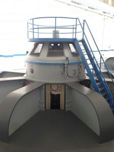 generator at shasta dam