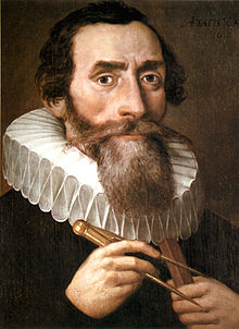 Science Milestones: Johannes Kepler