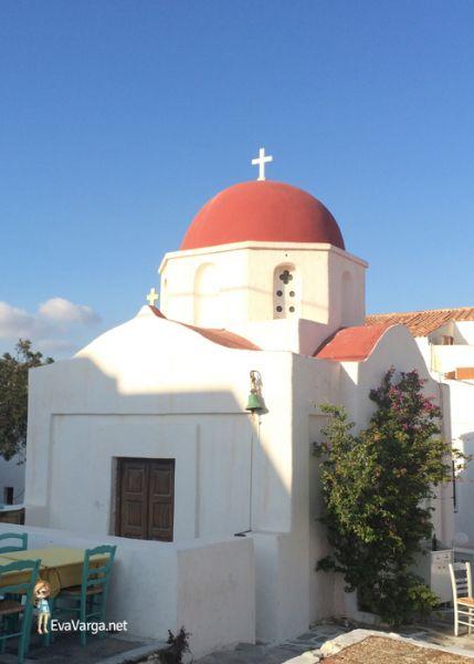 Mykonos Chapel @EvaVarga.net