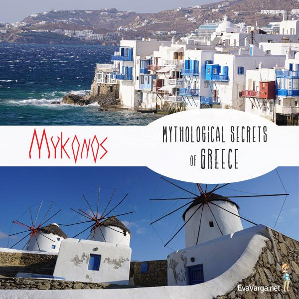 Mykonos @EvaVarga.net