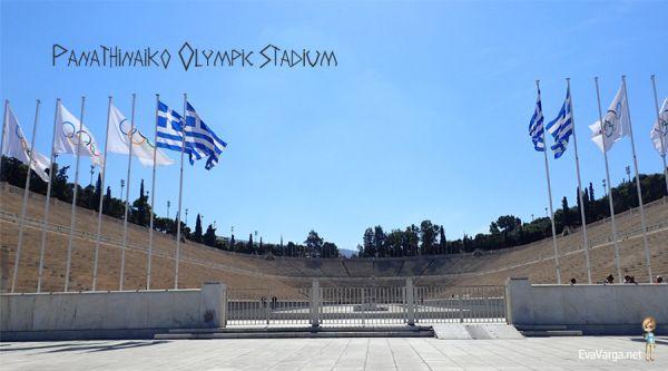 Panathinaikos Olympic Stadium @EvaVarga.net