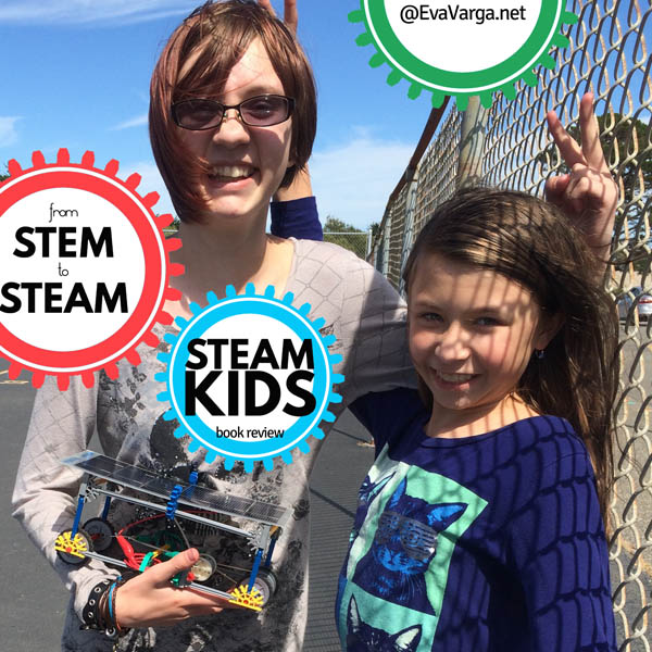 The Evolution of STEM to STEAM @EvaVarga.net