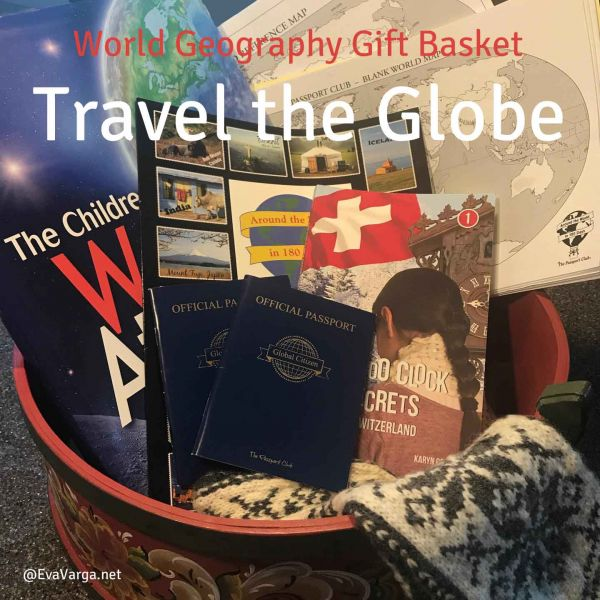 Travel the World Geography