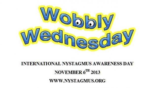 wobbly wednesday logo