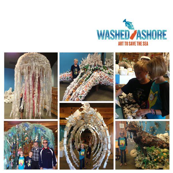Washed Ashore Art