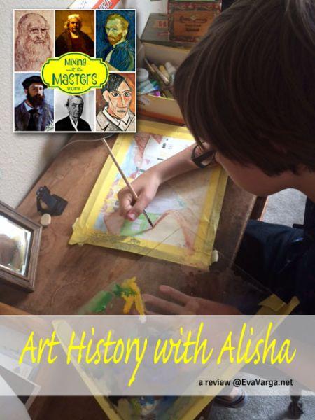 Art History with Alisha