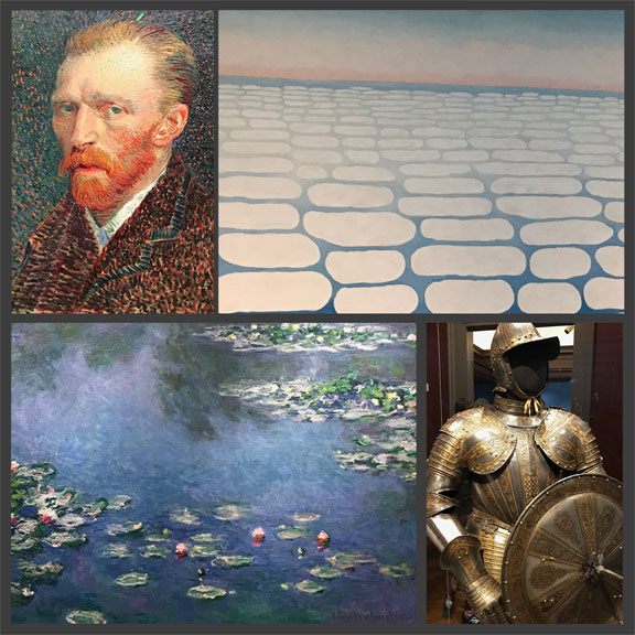 Art Institute of Chicago: Must See Art Museums Around the World @EvaVarga.net