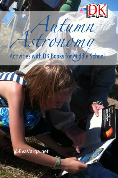 Autumn Astronomy: Activities for Middle School @EvaVarga.net