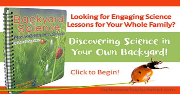 Backyard Science Giveaway