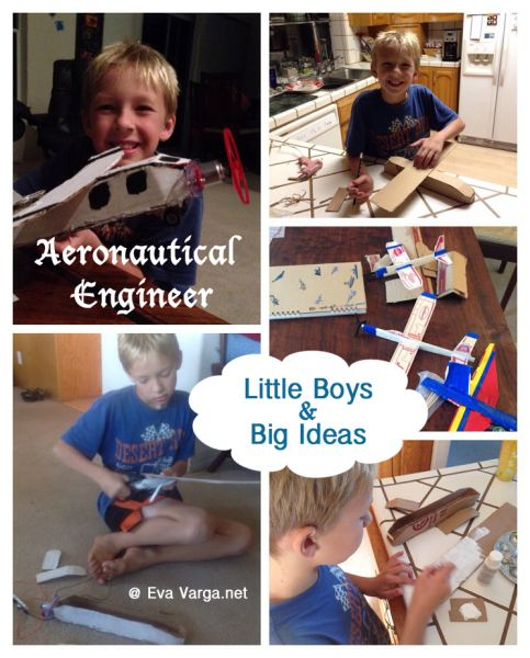 aeronautical engineer