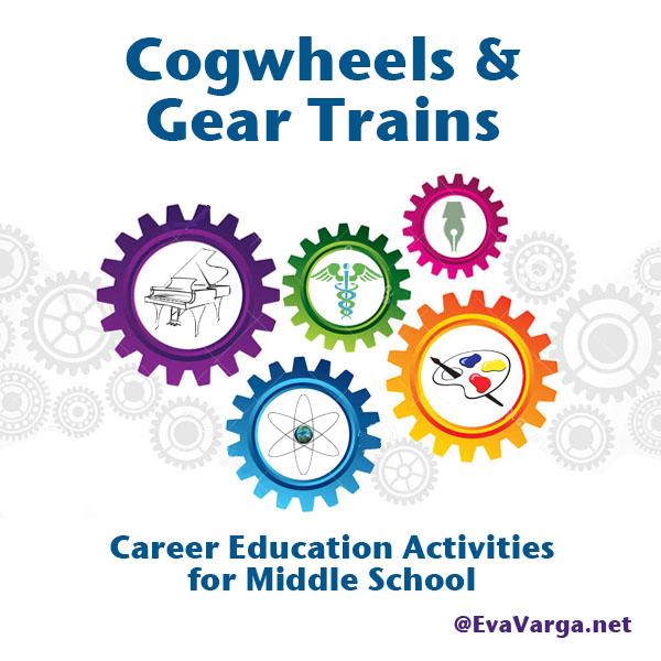 Career Education for Middle School @EvaVarga.net