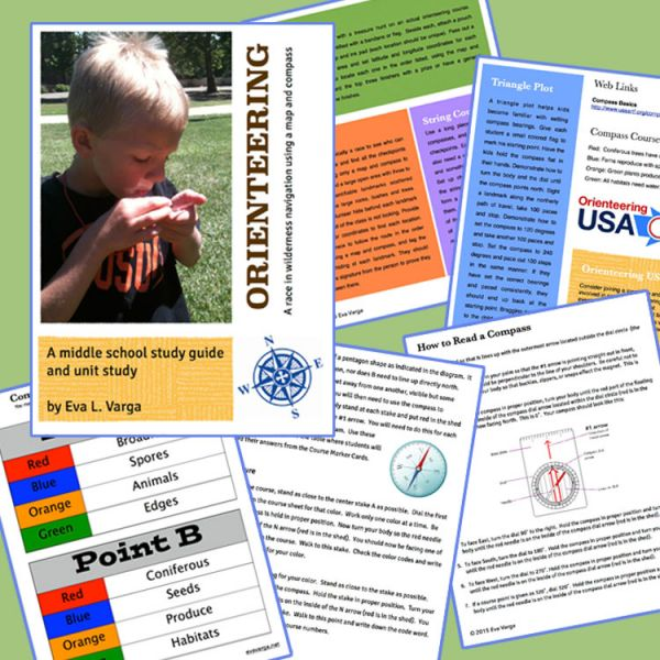 Introduction to Orienteering @EvaVarga.net