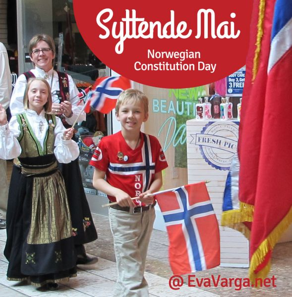 Syttende mai constitution day