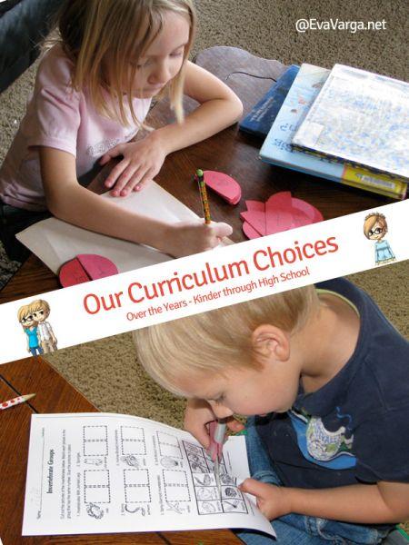 curriculumchoiceselementary