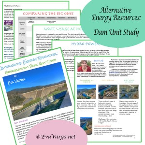 Alternative Energy: Dam Unit Study