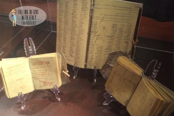 davinci journals