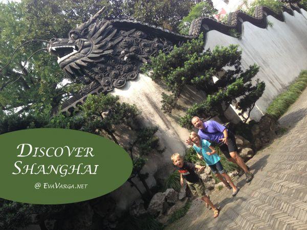 discover shanghai