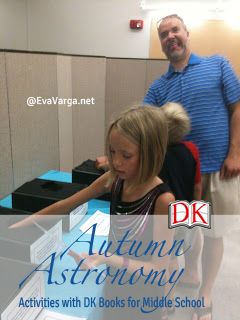 Autumn Astronomy: Activities for Middle School @EvaVarga.net