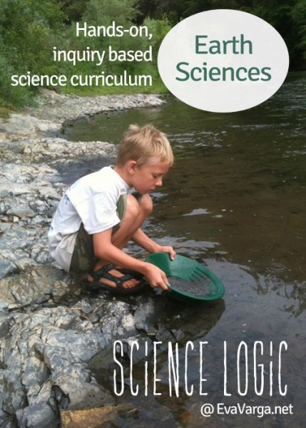 Earth Sciences: Science Logic Curriculum