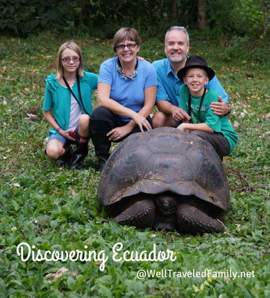 Discovering Ecuador @WellTraveledFamily.net