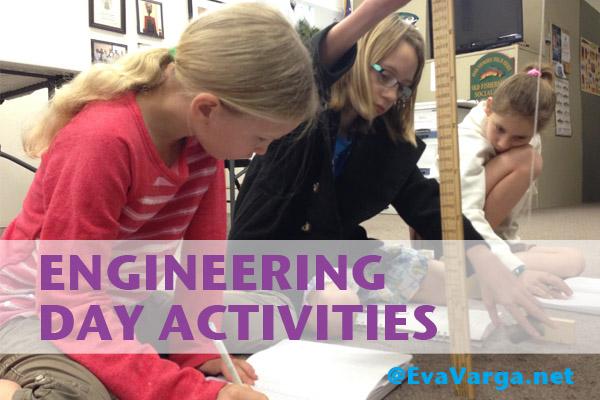 Engineering Day Activities @EvaVarga.net