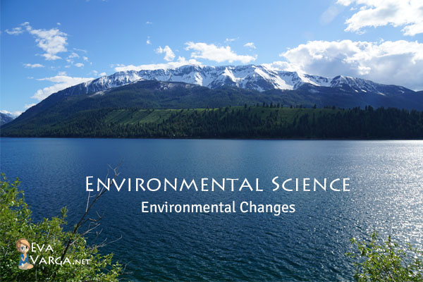 Environmental Changes & How Species Respond @EvaVarga.net