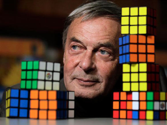 The Puzzling Impact of Erno Rubik @EvaVarga.net