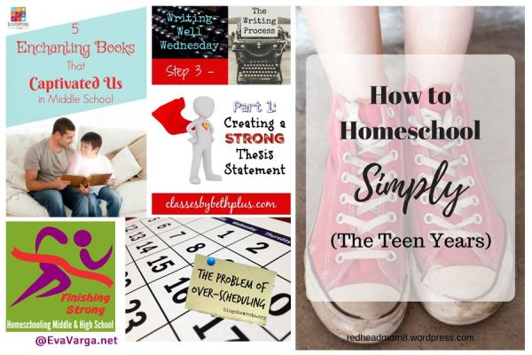 Finishing Strong #110: Inspiration for Middle & High School @EvaVarga.net