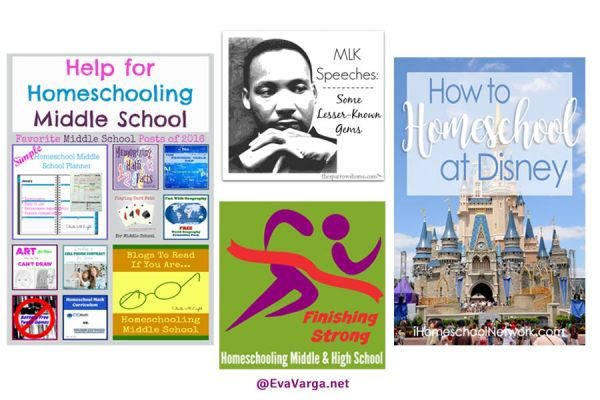 Finishing Strong #111 - Inspiration and Motivation for those Homeschooling Teens @EvaVarga.net