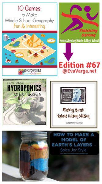 Finishing Strong #67 @EvaVarga.net