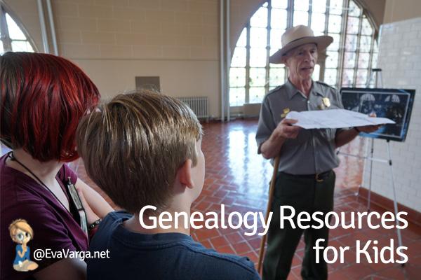 genealogyforkids