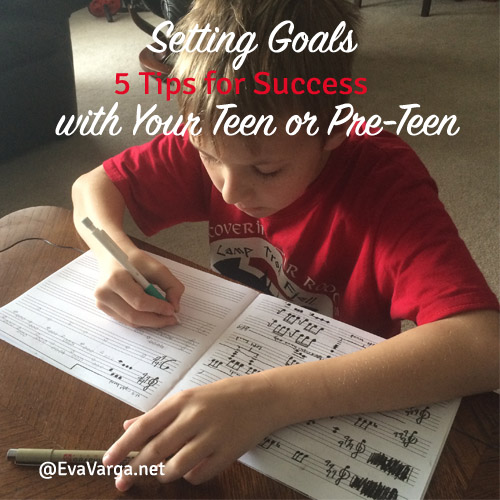 Goal Setting Activities for Teenagers LIVESTRONGCOM