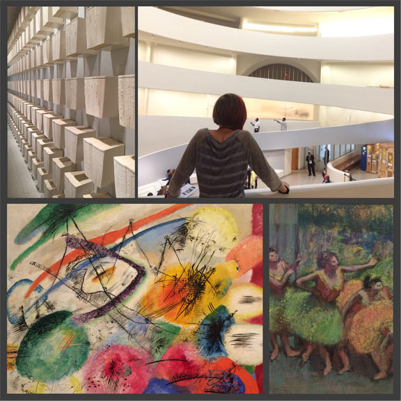 Guggenheim: Must See Art Museums Around the World @EvaVarga.net