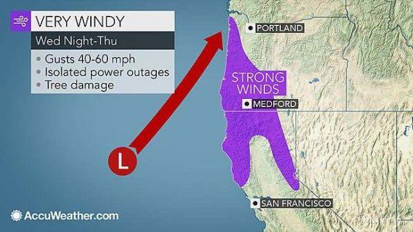 Oregon's Coastal Winds: A Nature Study @EvaVarga.net