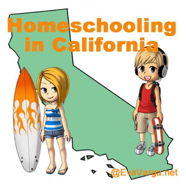 homeschooling cali