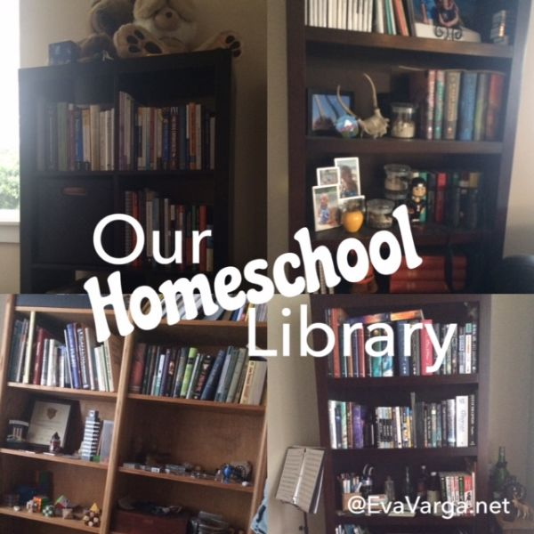Our Homeschool Library