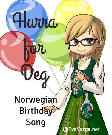 Hurra for Deg @EvaVarga.net