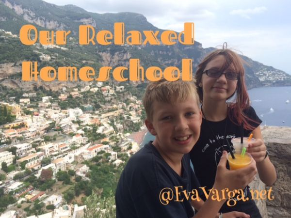 Our Relaxed Homeschool