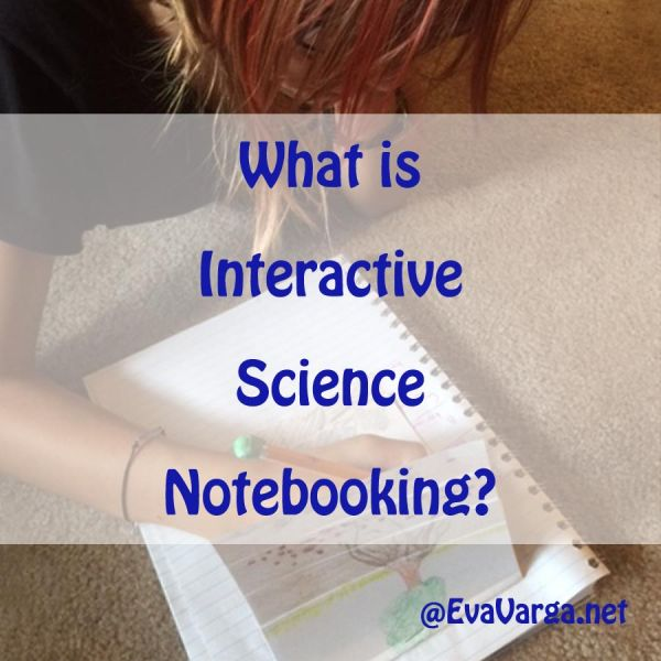 What is Science Notebooking @EvaVarga.net