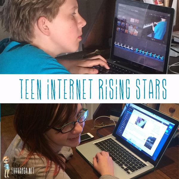 internet rising stars